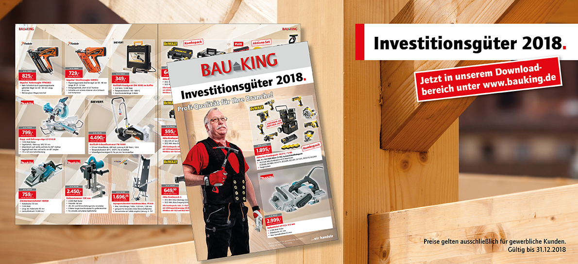 Investitionsgüter 2018